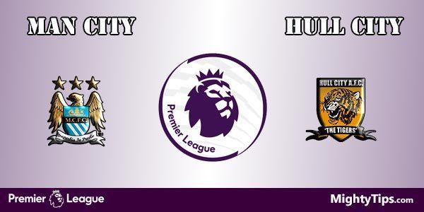 Manchester City vs Hull Prediction and Bet