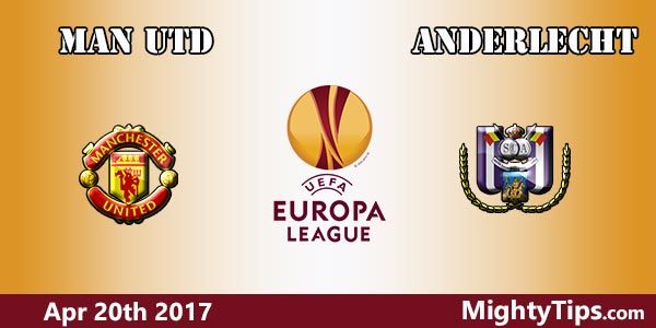 Manchester United vs Anderlecht Prediction and Bet