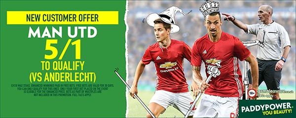 Manchester vs Anderlecht Prediction and Bet