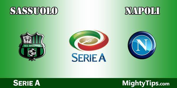 Sassuolo vs Napoli Prediction and Betting Tips