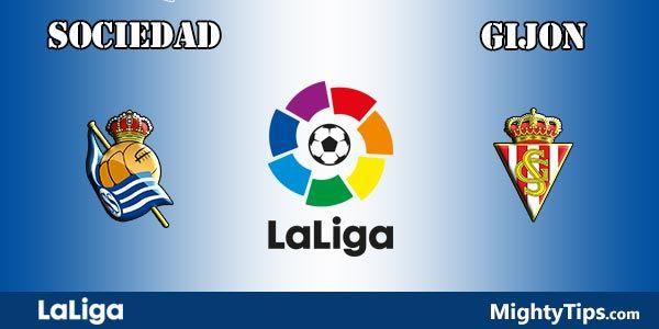 Real Sociedad vs Sporting Gijon Prediction and Bet