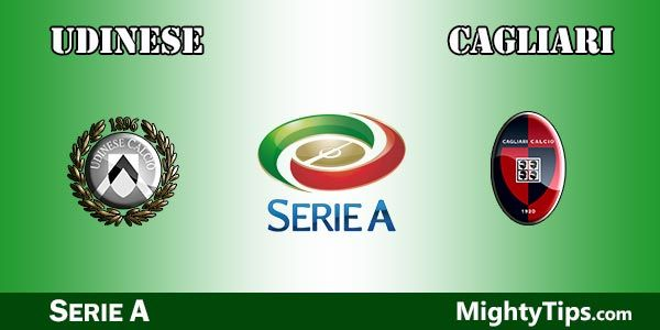 Udinese vs Cagliari Prediction and Betting Tips