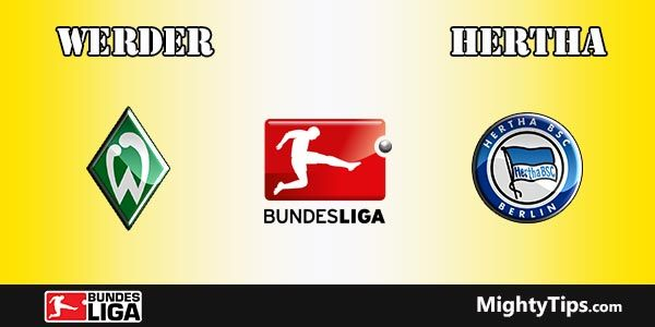 Werder vs Hertha Prediction and Betting Tips
