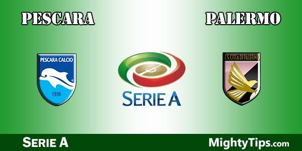 Pescara vs Palermo Prediction and Betting Tips