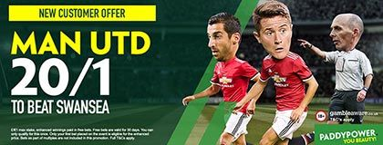 Bet on Manchester United to win