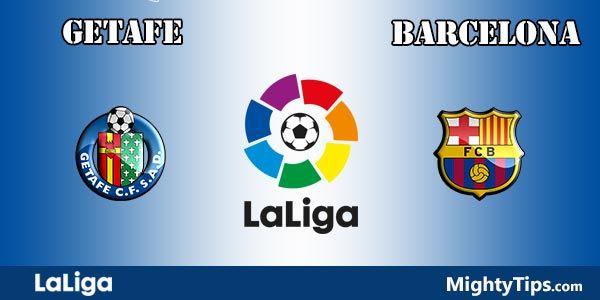 Getafe Vs Barcelona Prediction Preview And Match Odds 15 09 2017
