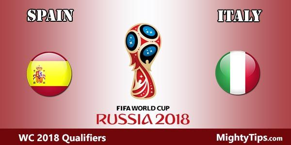 Spain vs Italy Prediction, Preview and Bet