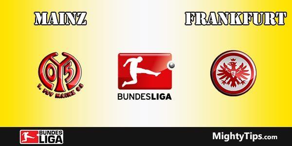 Mainz vs Frankfurt Prediction, Preview and Bet