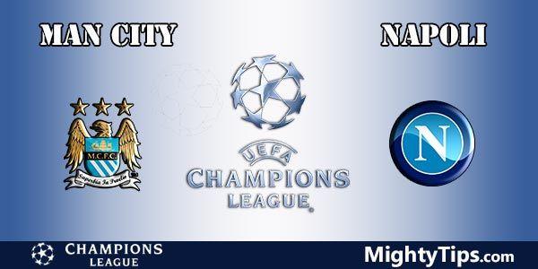 Manchester City vs Napoli Prediction and Betting Tips   17 10 2017