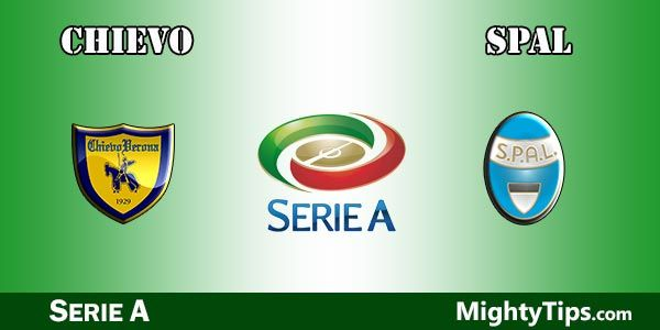 Chievo vs SPAL Prediction, Preview and Bet