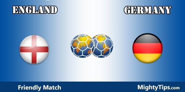 England vs Germany Prediction, Preview and Bet