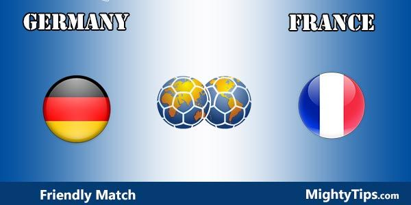 Germany vs France Prediction, Preview and Bet
