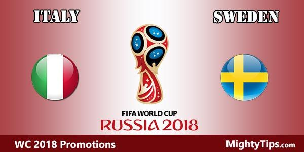 Italy vs Sweden Prediction, Preview and Bet