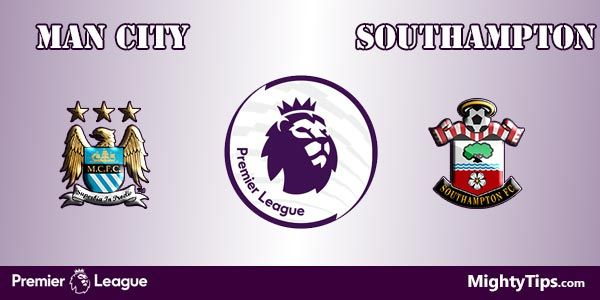 Manchester City vs Southampton Prediction, Preview and Bet