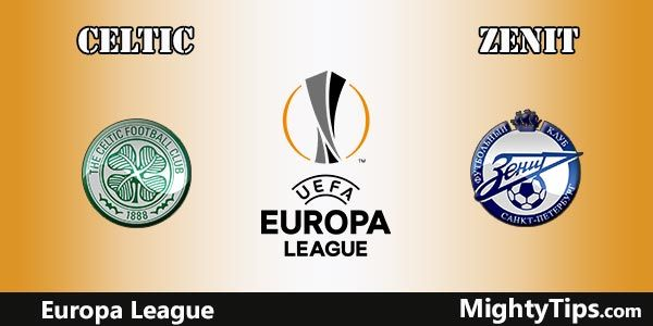 Celtic vs Zenit Prediction Europa League