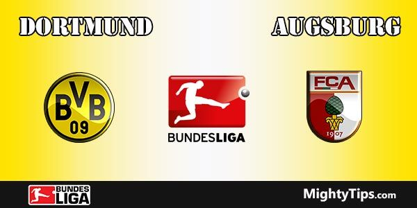Dortmund vs Augsburg Prediction, Betting Tips and Preview