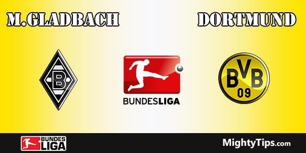 Monchengladbach vs Dortmund Prediction and Betting Tips