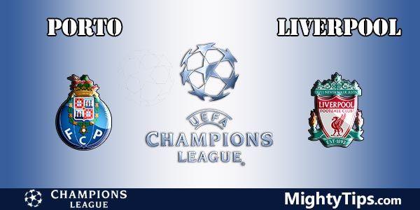 Porto vs Liverpool Prediction Champions League