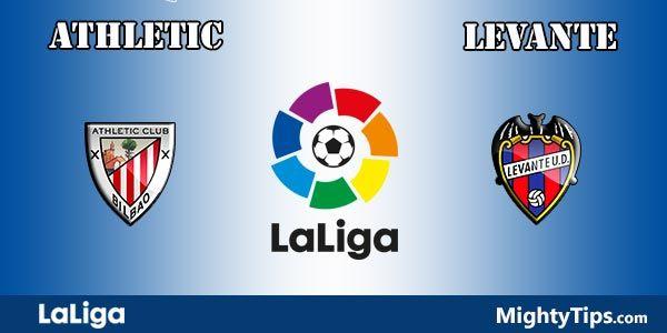 Athletic Bilbao vs Levante Prediction and Betting Tips