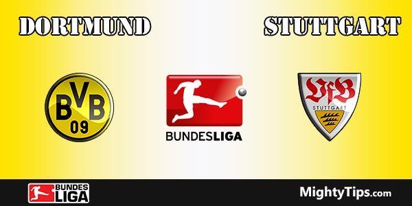Dortmund vs Stuttgart Prediction, Betting Tips and Preview