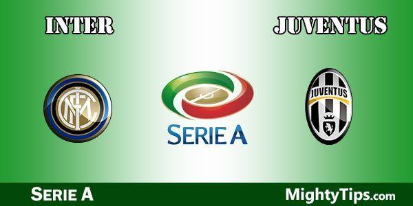 Inter vs Juventus Prediction and Betting Tips