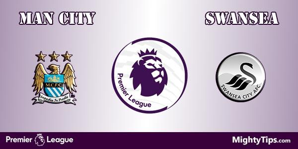 Manchester City vs Swansea Prediction and Betting Tips