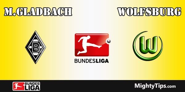 Monchengladbach vs Wolfsburg Prediction and Betting Tips