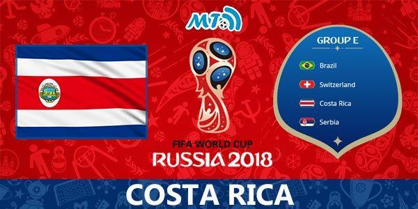 Costa Rica World Cup 2018