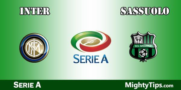 Inter vs Sassuolo Prediction, Betting Tips and Preview