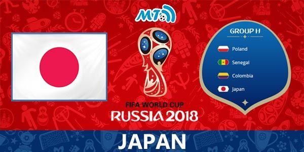 Japan World Cup 2018