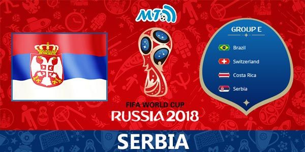 Serbia World Cup 2018