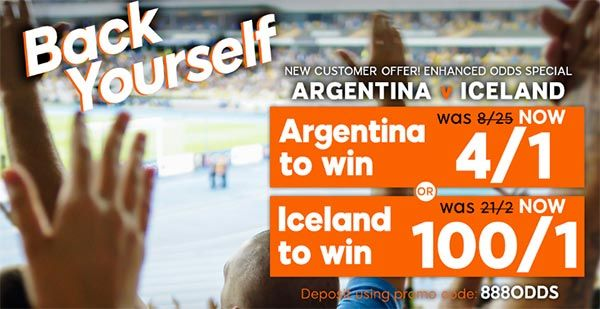 Argentina vs Iceland Prediction and Bet