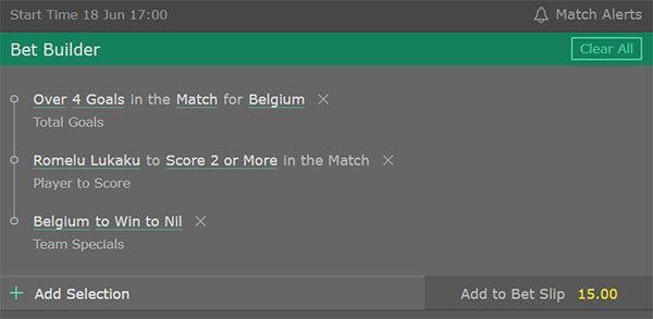 Belgium vs Panama Prediction and Bet