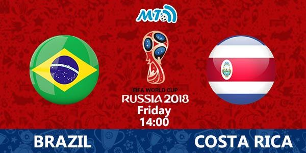 Brazil vs Costa Rica Prediction and Betting Tips