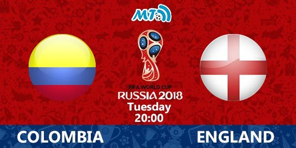 Colombia vs England Prediction, Betting Tips and Preview