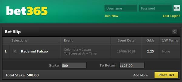 Colombia vs Japan Prediction and Bet
