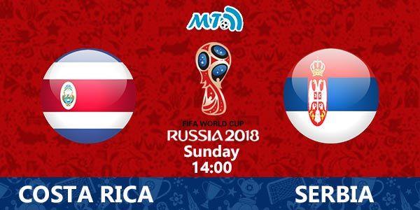 Costa Rica vs Serbia Prediction and Betting Tips