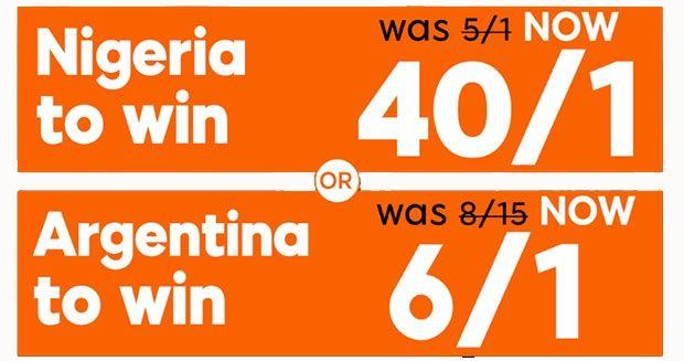 Nigeria vs Argentina Prediction