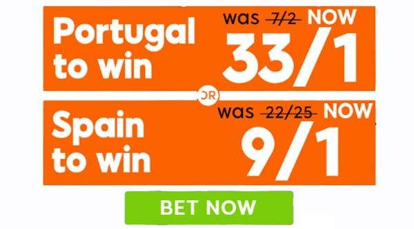 Portugal vs Spain Bet and Prediction