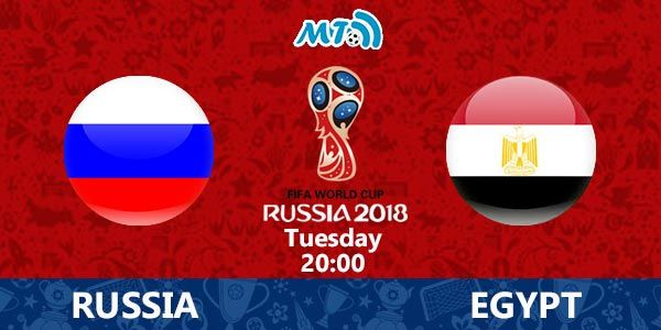 Russia vs Egypt Prediction, Betting Tips and Preview