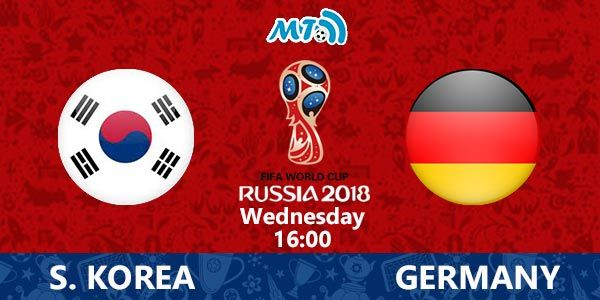South Korea vs Germany Prediction and Betting Tips