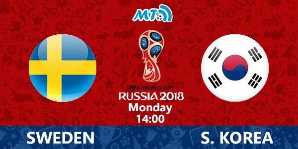 Sweden vs South Korea Prediction, Betting Tips and Preview