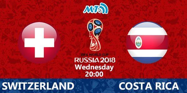 Switzerland vs Costa Rica Prediction and Betting Tips