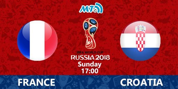 France vs Croatia Prediction, Betting Tips and Preview
