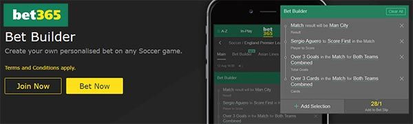 Bet Builder on Prediction and Betting Tips