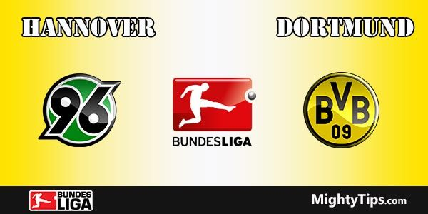 Hannover vs Dortmund Prediction, Betting Tips and Preview