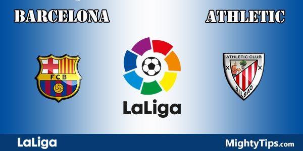 Barcelona vs Athletic Bilbao Prediction and Betting Tips