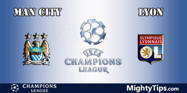 Manchester City vs Lyon Prediction, Betting Tips and Preview
