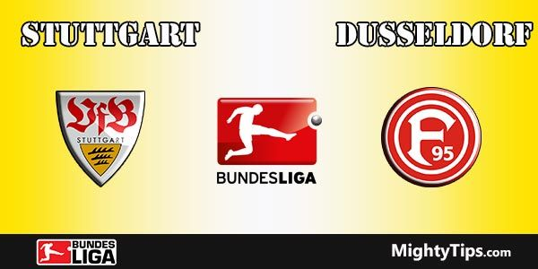 Stuttgart vs Dusseldorf Prediction and Betting Tips