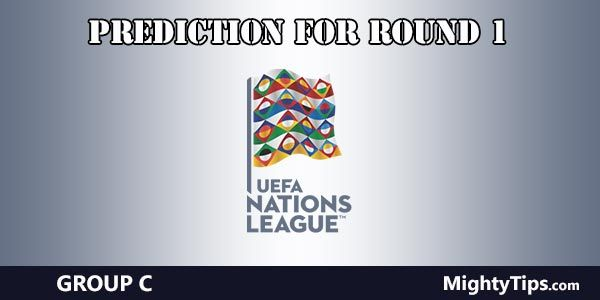 UEFA Nations League Predictions Group C Round 1